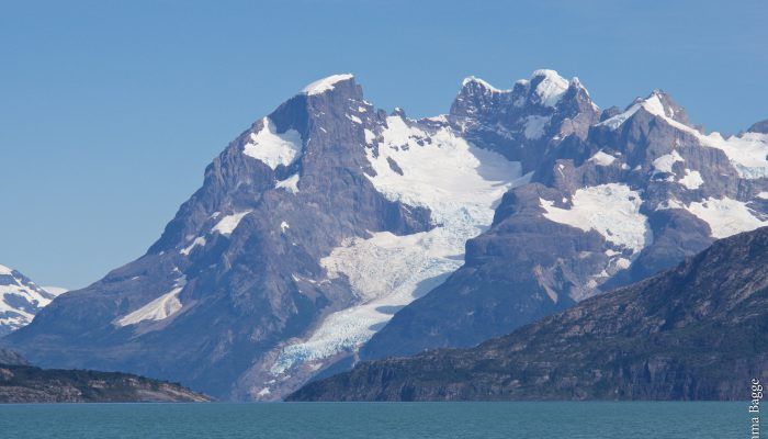 Boat trip to Balmaceda and Serrano glaciers