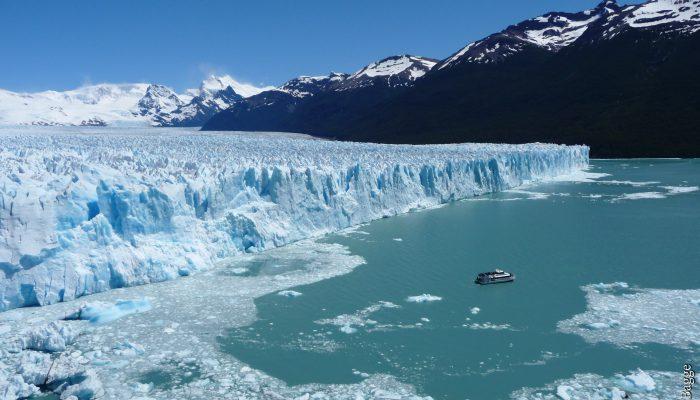 Perito Moreno à la journée