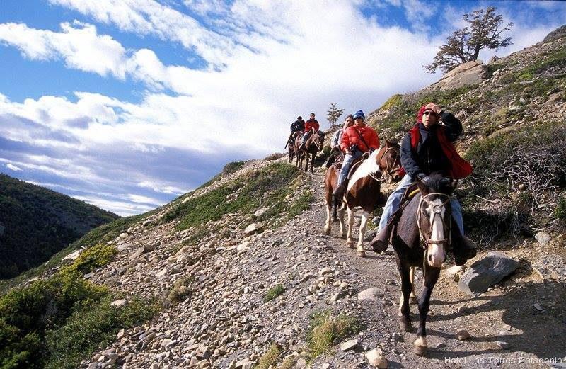 Randonnée à cheval Cerro Dorotea
